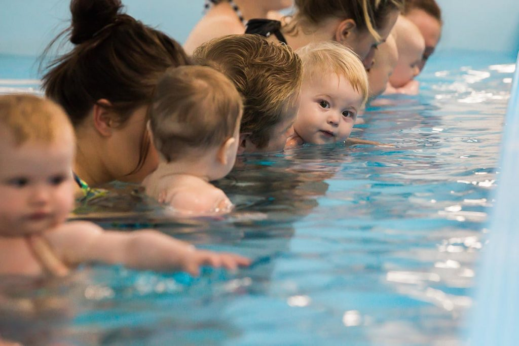 Swimworks baby swim