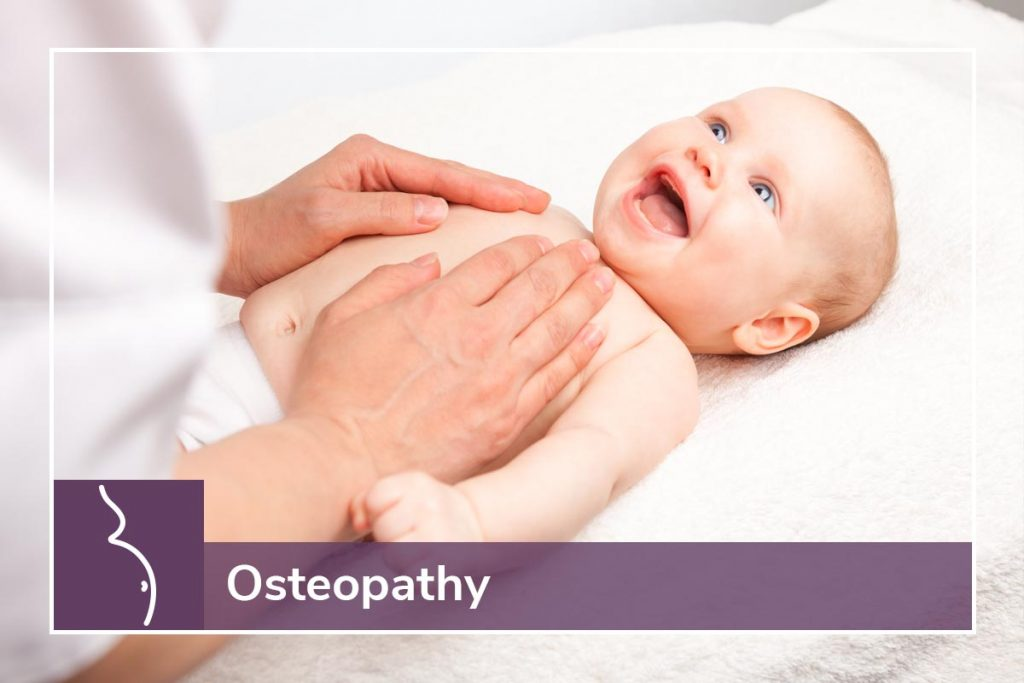 PBN Osteopathy Baby